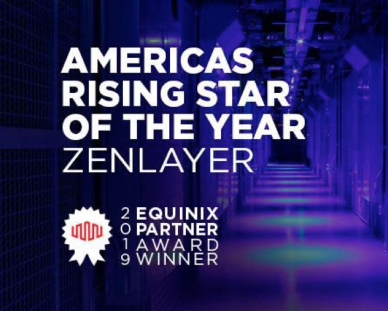 Equinix Americas Rising Star of the Year 2019