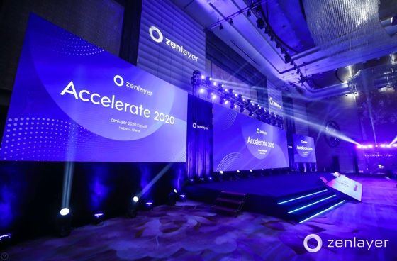 2020 Zenlayer Accelerate 2020 Kick off