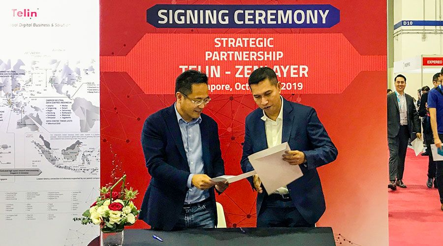 Telin Singapore and Zenlayer to Jointly Offer Cloud Networking Services in Southeast Asia