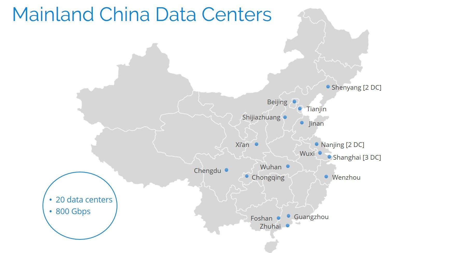 Zenlayer Doubles Mainland China Data Centers